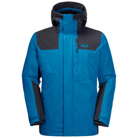 Jack Wolfskin Brecon Range Insulated Jack Heren, blue pacific